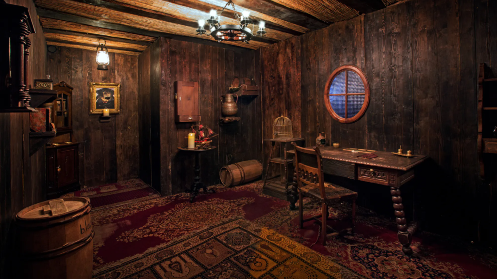Jack Rackham's Treasure